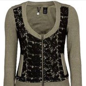 Buckle BKE Boutique bronze sweater M